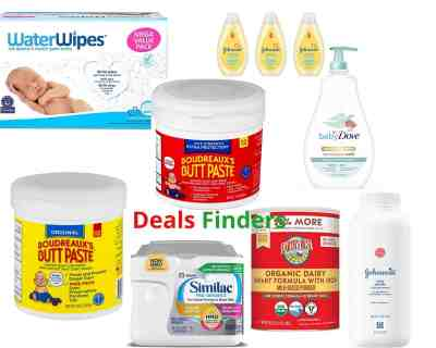 Amazon: Save $20 when you spend $100* Baby Items - $20 OFF AUTO-APPLIED AT CHECKOUT