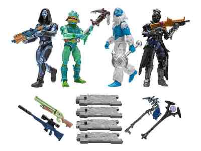 Zulily: Fortnite Series 2 Squad Mode Four-Action Figure Pack Now $29.99