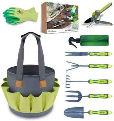 Amazon: PCS Durable Garden Tools Set for $16.49
