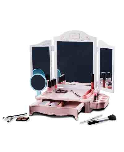 MACY'S: FAO Schwarz Girls Vanity Makeup Studio For $39.99 At Reg. $79.99