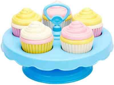 Amazon: Green Toys Cupcake Set for $13.37 (Reg. Price $24.99)