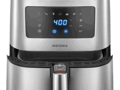 Best Buy: Insignia Digital Air Fryer 5 Quart Only $49.99 + Free Shipping! (Reg. Price $119.99)