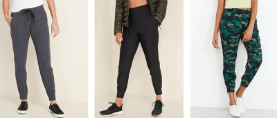 Old Navy: Women's Joggers for $15 + FREE Shipping