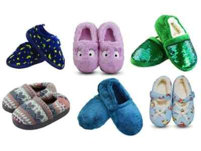 Amazon: Kid Winter Warm Indoor Slip-on for $6.99-$7.98 (Reg. Price $23.30-$26.60) at checkout!