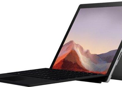 "BESTBUY: Microsoft - Surface Pro 7 - 12.3"" Touch Screen - Intel Core i3 - 4GB Memory - 128GB SSD $599.00 At Reg. $959.00"
