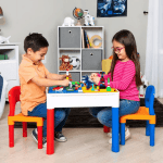BCP: 3-in-1 Kids Building Block Activity Play Table Set only $49.99 shipped (Reg. $70!)