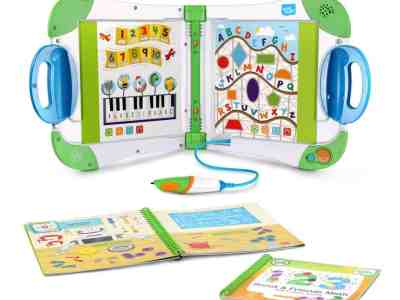 Walmart: LeapFrog LeapStart Preschool Success System and Book Bundle $29.82 (Reg $39.82)