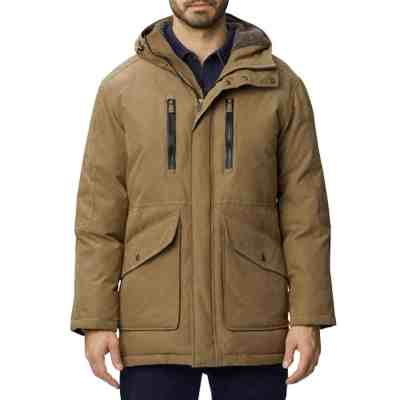 JANE: Rainforest Heritage Micro Oxford Thermoluxe Parka For $69.99 At Reg.$350.00 FREE SHIPPING