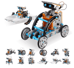 Amazon: mababa 12-in-1 Robot STEM Toy, 190 pcs for $16.54