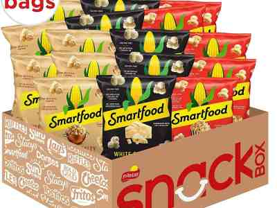 Amazon: Smartfood Popcorn Variety Pack, 0.5 Ounce (Pack of 40) - FREE!