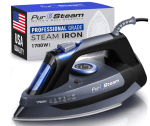 Amazon: 1700W Steam Iron for Clothes – Clip Coupon!