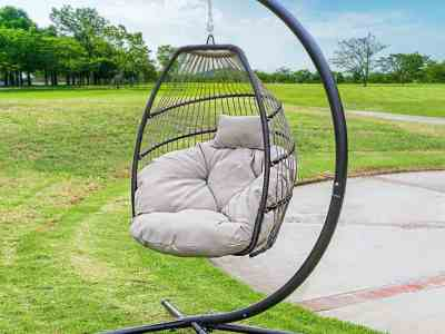 Walmart: Barton Hanging Egg Swing Chair for $209.95 (Reg $699.95)