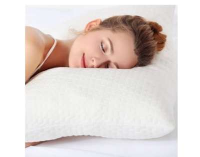 Amazon: Sable Pillow for Sleeping for $14.99 (Reg. Price $29.99) after code!