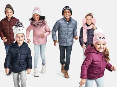 The Children's Place: Puffer Vests and Jackets as low as $14.99 shipped!