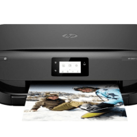 Best Buy: HP - ENVY 5070 Wireless All-In-One Instant Ink Ready Inkjet Printer for $34.99!!(Reg. $129.99)
