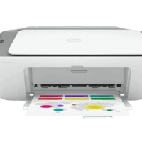 Best Buy: HP - DeskJet 2725 Wireless All-In-One Instant Ink Ready Inkjet Printer for $24.99!!(Reg. $69.99)