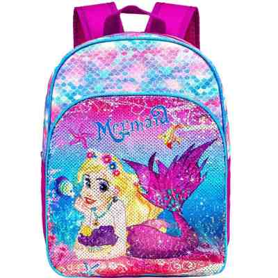 Amazon: Sequins Mermaid Backpack, Just $7.00 (Reg $34.99) after code!