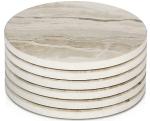 Amazon: Set of Stone Style Coasters Only $7.99 W/Code (Reg. $14.90)