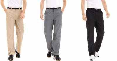 Amazon: Men's Lightweight Fishing Cargo Pants, Quick-Dry, Water-Resistant $18.49 ($37)