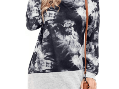 Amazon: Leopard Print Tunic Top for $6.30