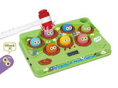 Zulily: Whac-A-Mole Electronic Toy Arcade Game Now $17.99