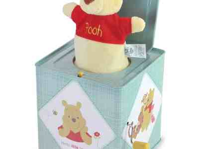 Zulily: Winnie the Pooh Jack-in-the-Box Now $16.99