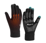Amazon: BYMORE Winter Gloves for Woman and Men Only $2.93