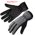 Amazon: Touchscreen Winter Gloves at 7+ Only