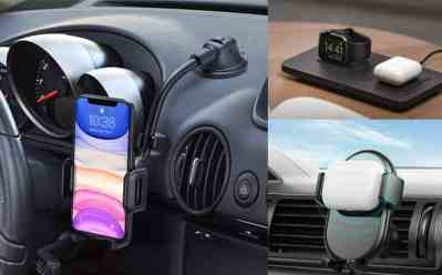 Amazon: Wireless Charging Stations & Car Mount Chargers From $10 (Today Only)