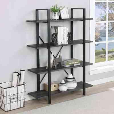 Wayfair: Zakare Etagere Bookcase For $99.99 At Reg. $239.99