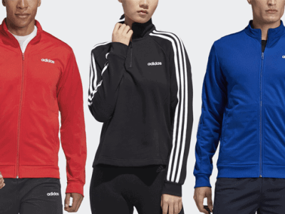 eBay: Adidas Apparel & Shoes From $9 Shipped (Reg $30)