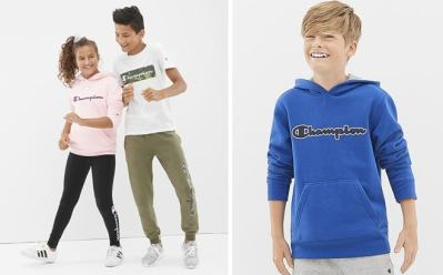 JCPenney: Champion Kids' Apparel From JUST $12 Each (Today Only!)