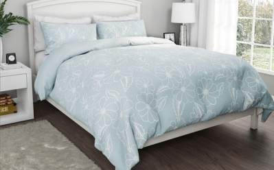 Home Depot: 3-Piece Comforter Sets Starting at ONLY $37 (Regularly $63)