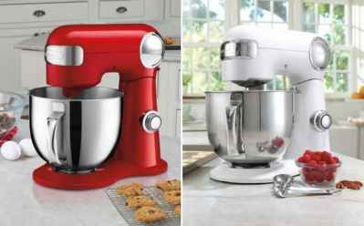 JCPENNEY: Cuisinart 5.5 Quart Stand Mixer ONLY $179 + FREE Shipping at JCPenney (Reg $329)