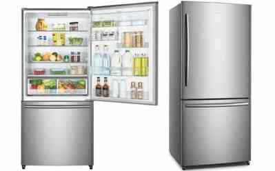 Lowe's: Hisense Freezer Refrigerator ONLY $999 + FREE Shipping (Regularly $1,499)