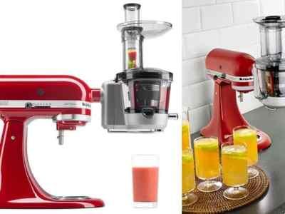 eBay: KitchenAid Juicer and Sauce JUST $179 Shipped! (Reg $250)