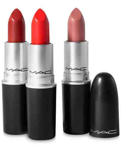 MACY'S: 3-Pc. Frosted Firework Sleigh All Day Lipstick Set For $19.13 w/code