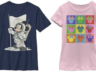 Zulily: Mickey & Minnie Mouse Tees for the Family From JUST $12.99 – Many Styles!