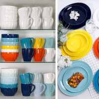 Amazon: Sweese Plate & Bowl Sets From JUST $14  (Today Only) – Many Styles!