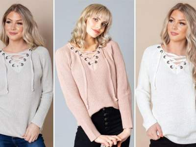 Cents of Style: Pullover Sweater for ONLY $9 (Reg $45)