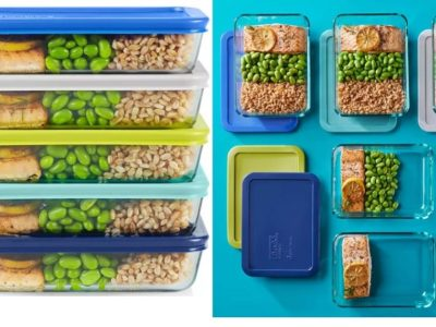 Kohls: Pyrex 10-pc. Meal Prep Food Storage Set $17.84 ($40)