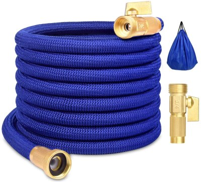 Amazon: 50FT Expandable Garden Hose Only $15.59 W/Code (Reg. $25.99)