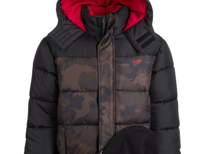 Macy's: Big Boys Quilted Puffer Jacket Now $15.99 (Reg $85.00)