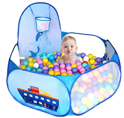 Amazon: Baby Ball Pit for Only $12.99 W/Code (Reg. $25.99)
