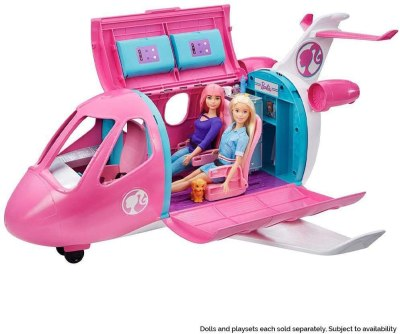 Amazon: Barbie Dreamplane Transforming Playset for $59.00 (Reg.Price $74.99)