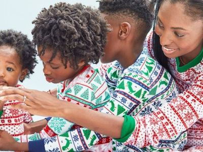 Carters: Carter's Matching Family Pajamas From $6 + Free Shipping on All Orders