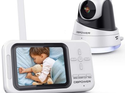 Amazon: DBPOWER Video Baby Monitor with Camera and Audio - 50% Off Code