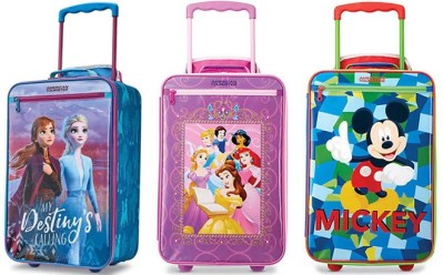 Belk: Disney Carry On Luggage Only $27.00 (Reg $90.00)