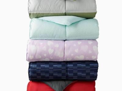 Kohl's: Down-Alternative Reversible Comforter, Just $16.99 - $25.49 after code!