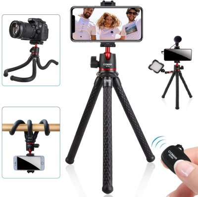 Amazon: Flexible Camera Tripod for $9.49 (Reg.Price $18.98) after code